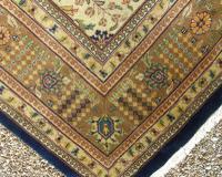 Antique Tabriz Carpet Room Size (8 of 10)