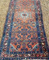 Antique Malayir Runner Carpet 5M (2 of 5)
