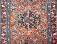 Antique Malayir Runner Carpet 5M (3 of 5)