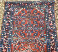 Antique Malayir Runner Carpet 5M (4 of 5)