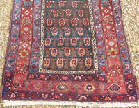 Antique Malayir Runner Carpet (3 of 6)