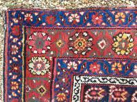 Antique Malayir Runner Carpet (4 of 6)