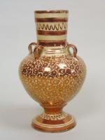 Hispano Moresque Lustre Vase 18th Century (2 of 5)