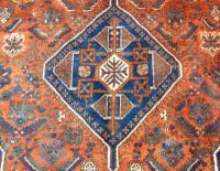 Antique Kashgai Carpet Room Size (2 of 4)