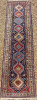 Antique Yalameh Runner Carpet (2 of 5)