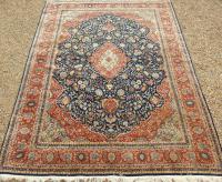 Tabriz Carpet Room Size c.1930