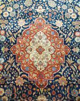 Tabriz Carpet Room Size c.1930 (7 of 8)