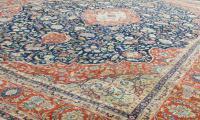 Tabriz Carpet Room Size c.1930 (8 of 8)
