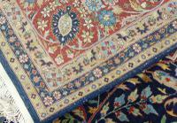 Tabriz Carpet Room Size c.1930 (5 of 8)