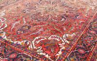 Heriz Carpet Room Size c.1930 (4 of 7)