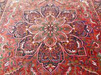 Heriz Carpet Room Size c.1930 (5 of 7)