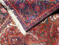 Heriz Carpet Room Size c.1930 (6 of 7)