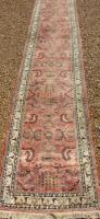 Antique Silk Runner Carpet 7m (2 of 6)