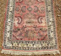Antique Silk Runner Carpet 7m (3 of 6)