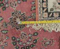 Antique Silk Runner Carpet 7m (6 of 6)