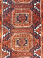 Balouch Carpet c.1930 (5 of 6)