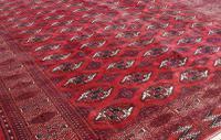Antique Tekke Turkman Carpet Room Size (2 of 7)