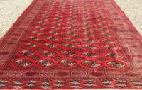 Antique Tekke Turkman Carpet Room Size (3 of 7)
