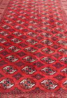 Antique Tekke Turkman Carpet Room Size (5 of 7)