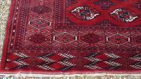 Antique Tekke Turkman Carpet Room Size (6 of 7)