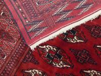 Antique Tekke Turkman Carpet Room Size (7 of 7)
