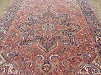 Antique Heriz Carpet Room Size (5 of 10)