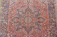 Antique Heriz Carpet Room Size (6 of 10)