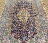 Antique Malayir Carpet (2 of 7)
