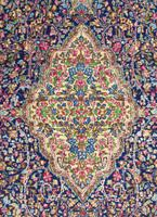 Antique Malayir Carpet (5 of 7)