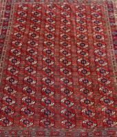 Antique Tekke Turkman Carpet Room Size (2 of 6)