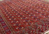 Antique Tekke Turkman Carpet Room Size (3 of 6)