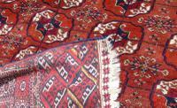 Antique Tekke Turkman Carpet Room Size (5 of 6)