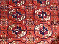 Antique Tekke Turkman Carpet Room Size (6 of 6)