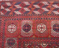 Turkoman Carpet Room Size c.1930 (5 of 7)