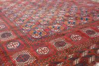 Turkoman Carpet Room Size c.1930 (3 of 7)