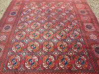Turkoman Carpet Room Size c.1930 (4 of 7)