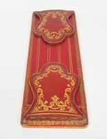 Antique Leather Book Slide Dreyfous of Paris (2 of 9)