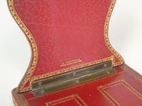 Antique Leather Book Slide Dreyfous of Paris (3 of 9)