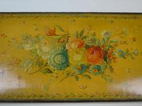 Antique Hand Painted Jewellery Box 19th Century (6 of 8)