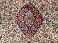 Antique Kashan Carpet Room Size (5 of 9)