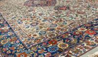 Antique Kashan Carpet Room Size (3 of 9)