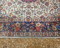 Antique Kashan Carpet Room Size (9 of 9)