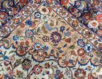 Antique Kashan Carpet Room Size (7 of 9)