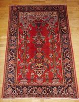 Fine Quality Kashan Prayer Rug / Carpet c.1930