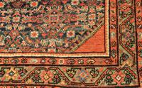 Antique Feraghan Carpet C.1900 (5 of 7)