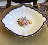 William Billingsley Decorated Derby Comport c.1790