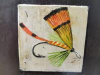 Painted Pine Single Door Cupboard c.1920 (9 of 9)