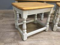 Elm Ercol Nest of Three Tables c.1790 (5 of 6)