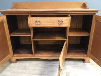 English Oak Arts & Crafts Sideboard (5 of 7)