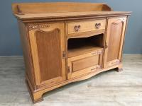 English Oak Arts & Crafts Sideboard (7 of 7)